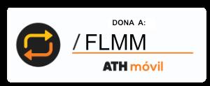 Dona a FLMM via ATH Móvil