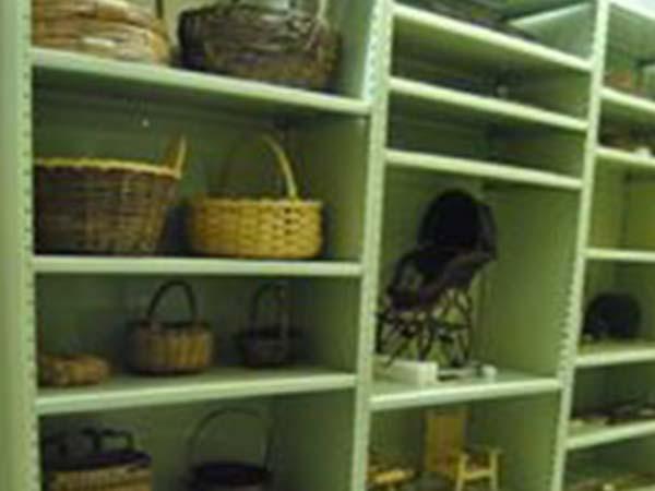 Deposito colecciones
